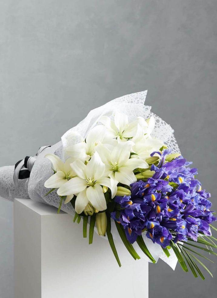 Asiatic & Iris