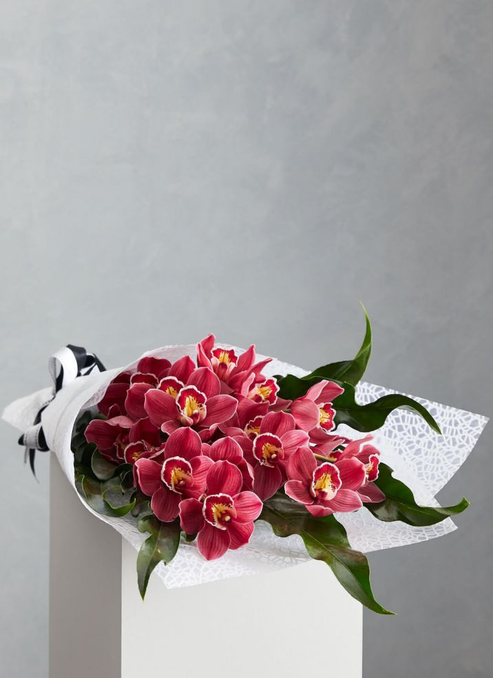 Cymbidiums Orchid Bouquet