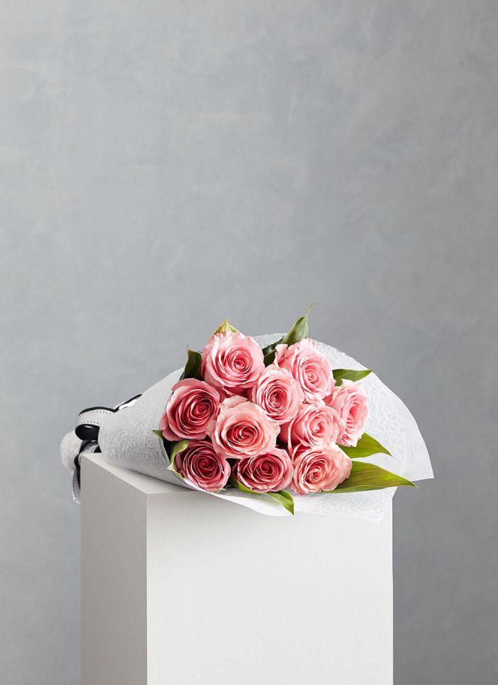 Fluffy Roses