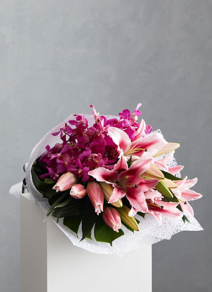Mokara Orchids & Orientals