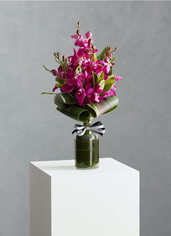 Orchid Bloom Vase