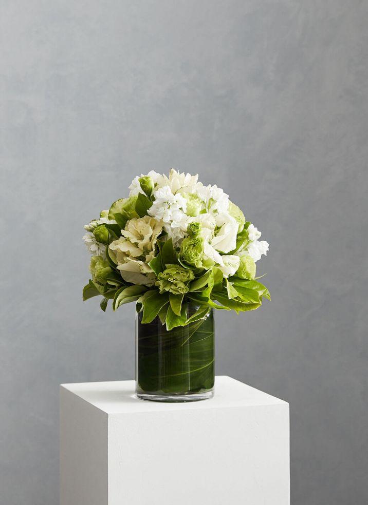 Seasonal Blooms Vase