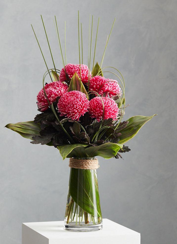 Disbud Vase